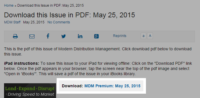 PDF Download Link - Current Issue