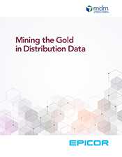 Mining the Gold in Distribution Data COVER