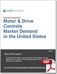 Motor and Drive Controls Market Demand in the United States Cover