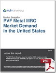 PVF Metal MRO Market Demand in the United States Cover