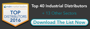 Download the list of top 40 industrial distributors plus 13 other sectors