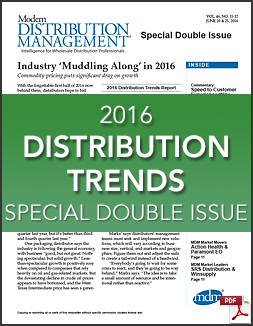 2016 Distribution Trends Special Double Issue