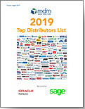 2019 Top Distributors List PDF: Free