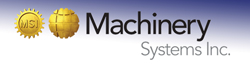 machinery systems logo