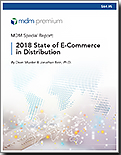 2018 State of E-Commerce in Distribution