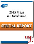 MDM Special Report: 2015 M&A in Distribution