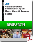 2013 Wholesale Distribution Economic Trends Report: Beer, Wine & Liquor Sector