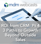 ROI from CRM part 4