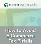 How to Avoid E-Commerce Tax Pitfalls