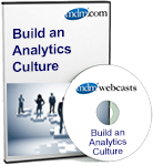 Build an Analytics Culture