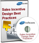 sales incentive design best practices two part series on how to succeed with a new sales