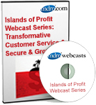 MDM Islands of Profit Webcast Series: Transformative Customer Service & Secure & Grow Your Islands of Profit - DVD (2 programs in 1)