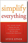 Simplify Everything by Steve Epner